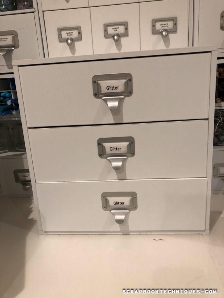 Michaels Storage Drawers