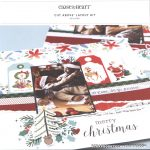 December Cut Above Layout Kit