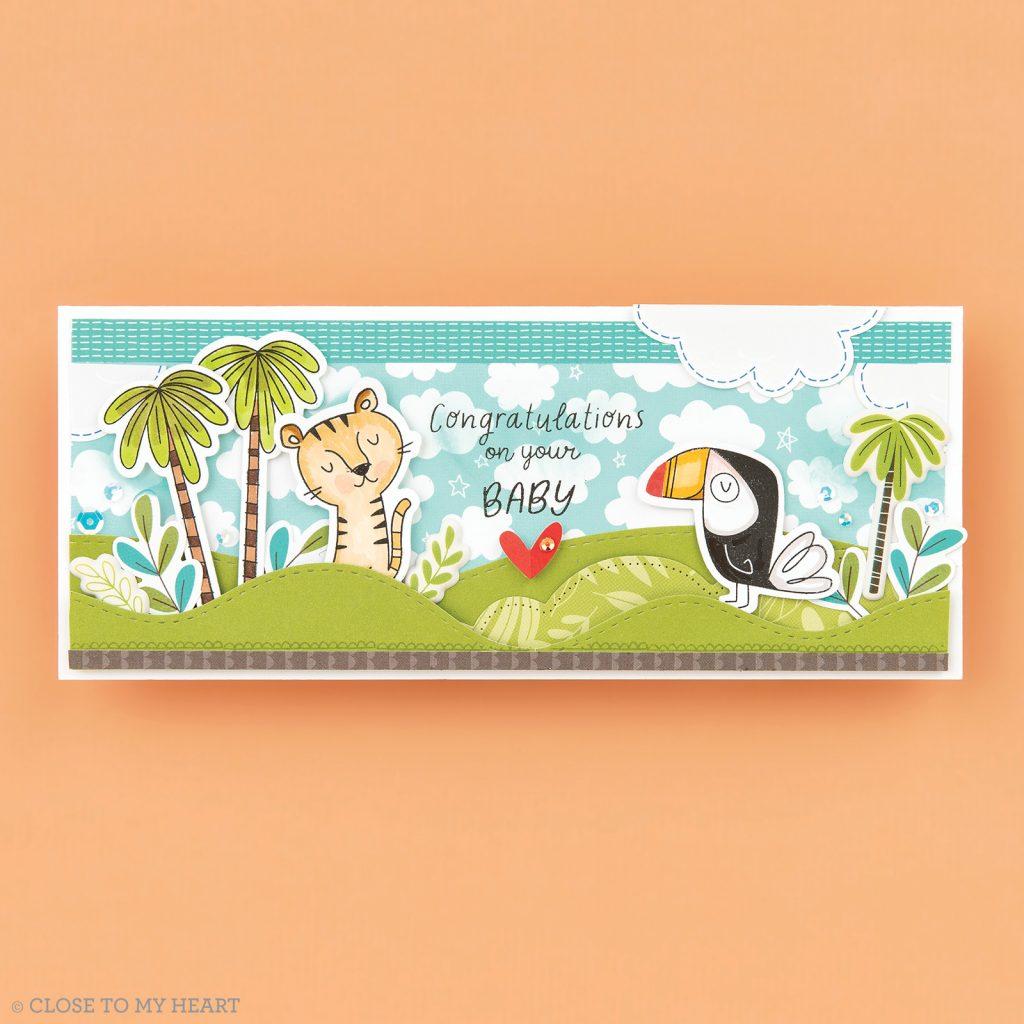 Sweet Safari Cards 1
