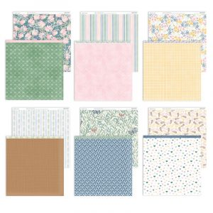 Lovely Patterned Paper
