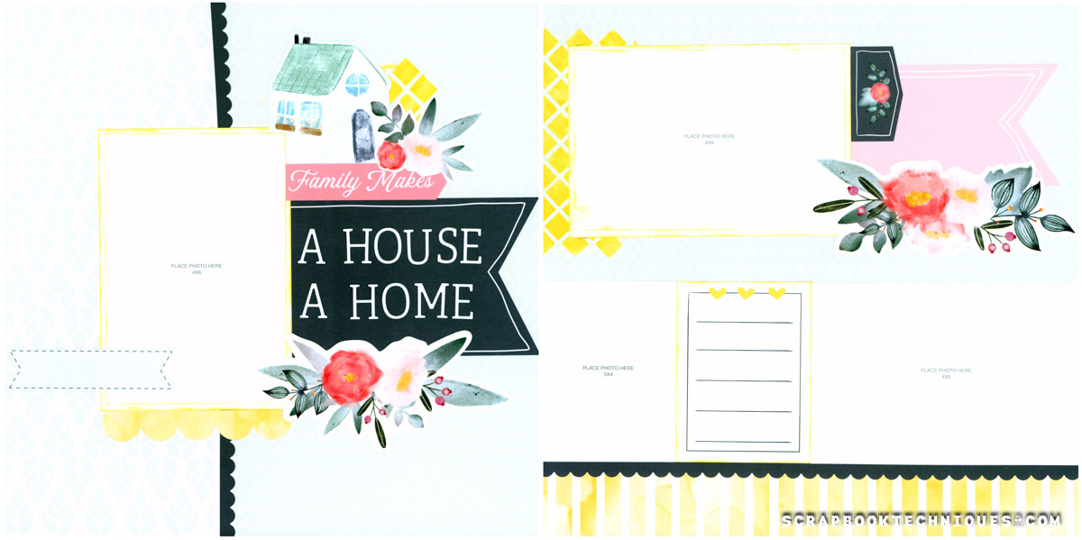March Craft With Heart Layout 1