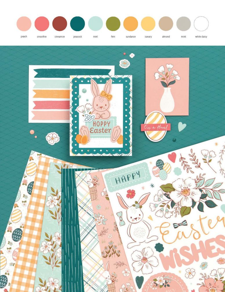 Daisy Meadows Kit
