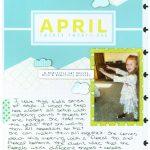 04/20/21 Memory Journal
