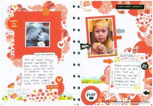 Memory Journal April