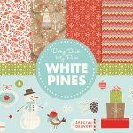 White Pines Scrapbooking Kit