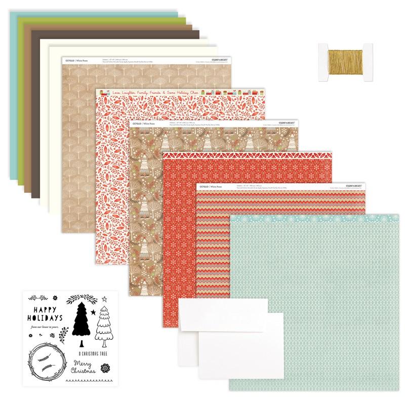 White Pines Cardmaking Workshop Kit